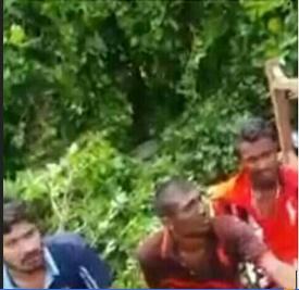 5 gambar tiga lelaki india cuba rogol wanita melayu