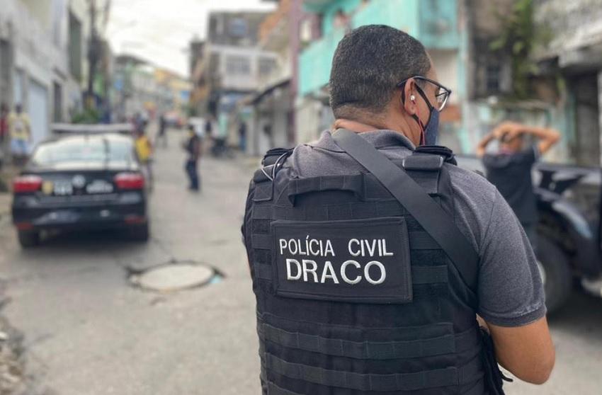 Polícia Civil prende o maior assaltante de bancos da Bahia - Portal Spy Notícias