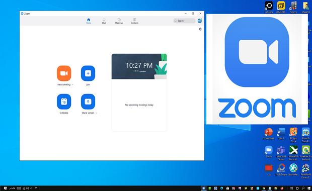 كيفية تحميل تطبيق زوم Zoom وتثبيته على الكمبيوتر وإنشاء حساب