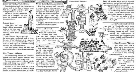 Dungeon World + Trilemma Adventures