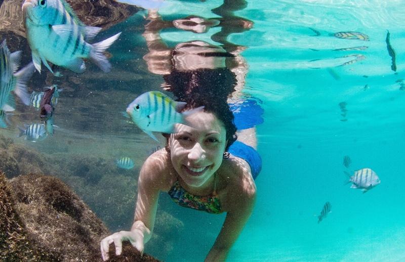 Porto de Galinhas piscinas naturais