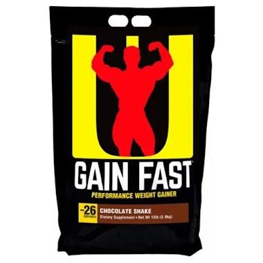 Universal Nutrition Gain Fast 3100, 13 lb