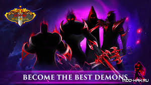 Demon Warrior Mod Apk