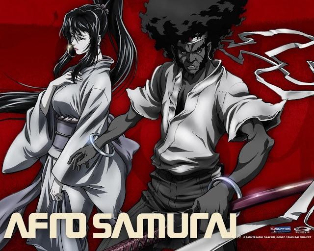 Afro Samurai: Resurrection BD Subtitle Indonesia