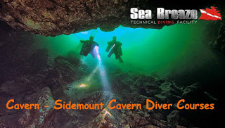 Cavern - Sidemount Cavern Diver Course