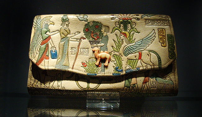 Museum of bags and purses, amsterdam, sarah's bag