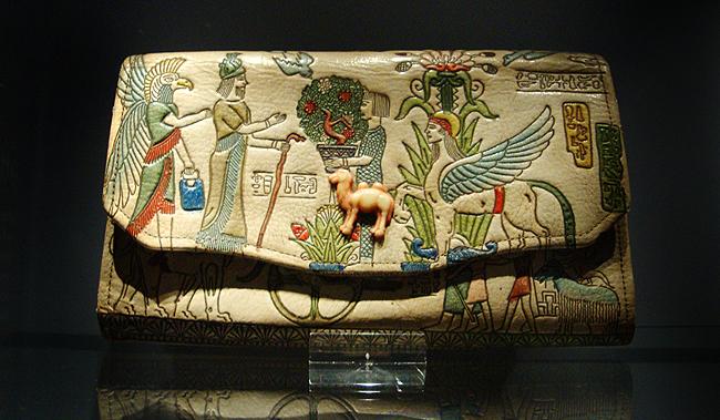 Museum of bags and purses, amsterdam, sarah's bag