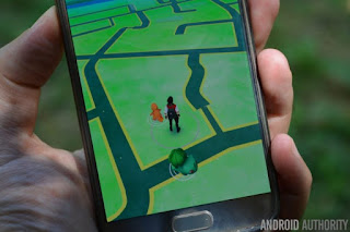 Mengatasi Peta Tidak Muncul Di Pokemon Go