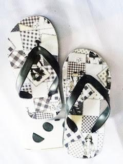 Grosir Sandal Jepit Spon termurah