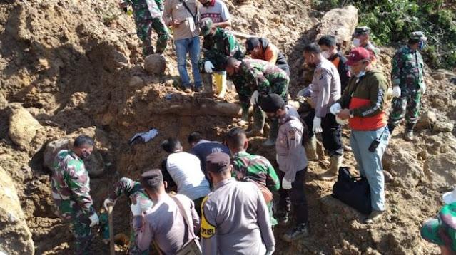 Longsor di Areal Proyek PLTA Batang Toru, Satu TKA China Tertimbun