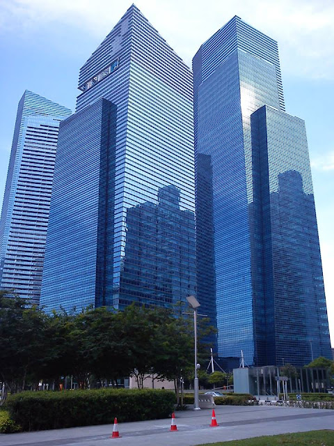 CapitaLand stocks