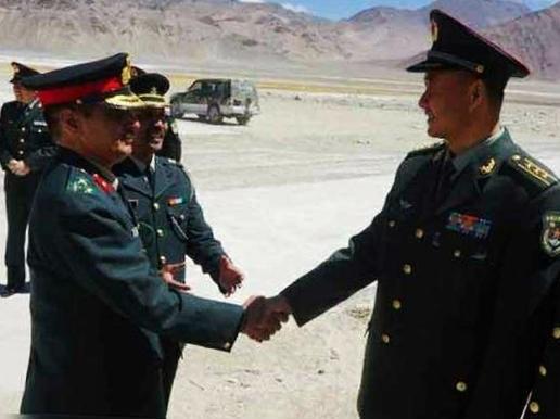 चाइना की सेना कुछ किलोमीटर पीछे हटी है कांग्रेस ने किया सरकार पर हमला, Updated 24 News