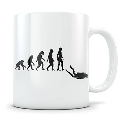 Scuba Diving Cup
