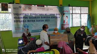 Anggota DPR RI Ashabul Kahfi Bicara Soal Kependudukan dan Pendataan Keluarga di Gowa