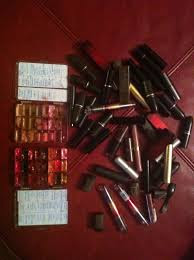 picture of VuSet Palettes.and all the lipsticks i can fit in them