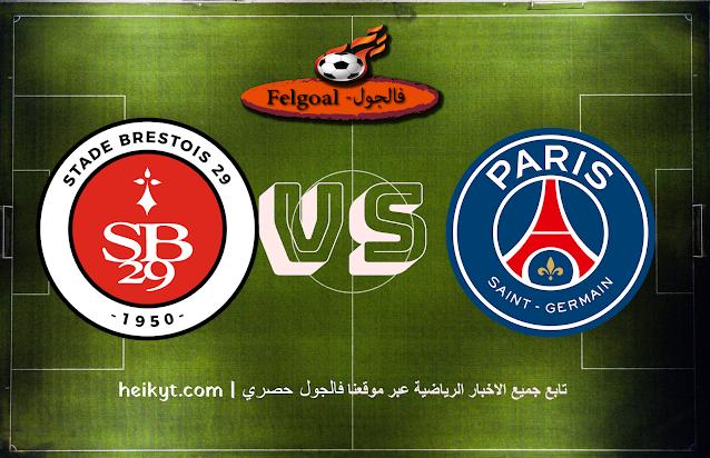تفاصيل مباراة باريس سان جيرمان وبريست بتاريخ 09-01-2021 الدوري الفرنسي