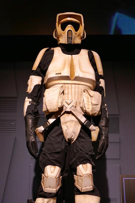 Star Wars Return Jedi Scout Trooper costume
