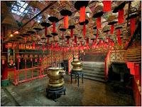 วัดหม่านโหม (Man Mo Temple)