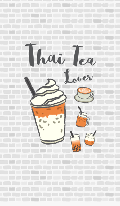 Thai Tea Lover