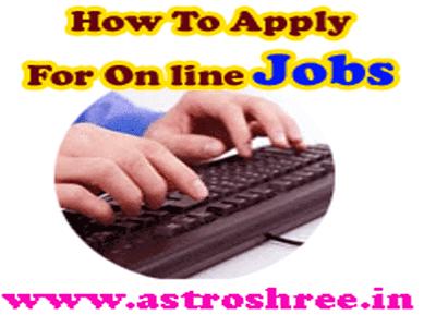 tips by astrologer for applying online for jobs