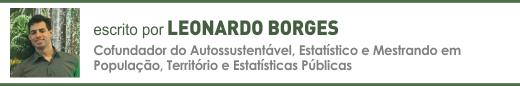 Clique aqui para ler mais artigos de Leonardo Borges