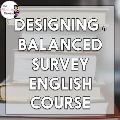 Before students tackle American Lit, Brit Lit, or World Lit, they are usually introduced to literature through a survey course. This #2ndaryELA Twitter chat was all about designing a balanced English survey course. Middle school and high school English Language Arts teachers discussed objectives and mandatory elements for survey courses. Read through the chat for ideas to implement in your own classroom.