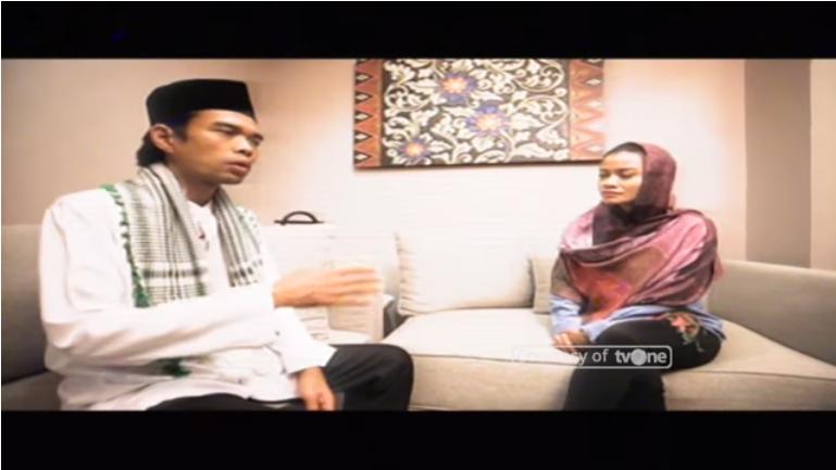 Ini Video Full Blak-blakan Ustadz Abdul Somad Dengan Tim Fakta Tv One Soal Persekusi di Jateng dan Jatim