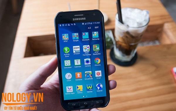 Hướng dẫn test Samsung Galaxy S6 Active cũ khi mua