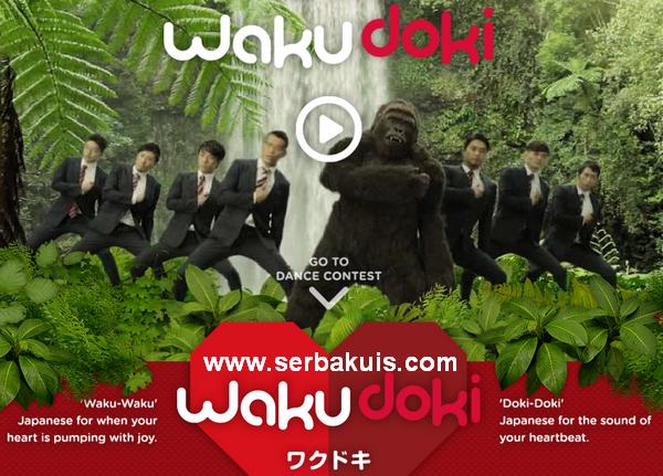 Kontes Video Wakudoki Berhadiah Liburan ke Tokyo