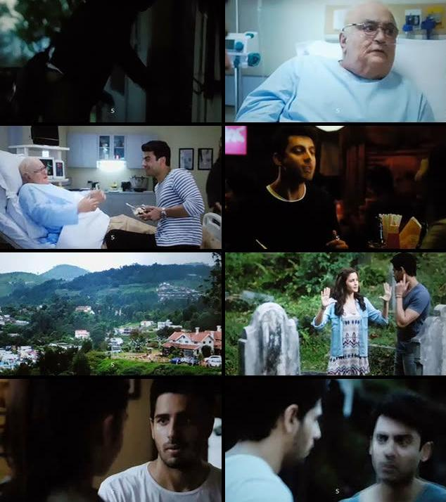 Kapoor and Sons 2016 Hindi pDVDRip x264 Audio Cleaned