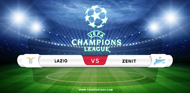 Lazio vs Zenit St Petersburg Prediction & Match Preview