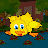 Play AvmGames Cute Duckling Bi…