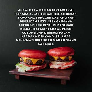 ucapan makan