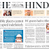 Today the hindu newspaper Free pdf download 08th October 2020