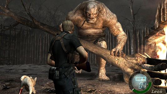 Resident Evil 4 Giant