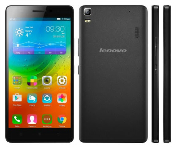 Introducing the Lenovo A7000 Plus