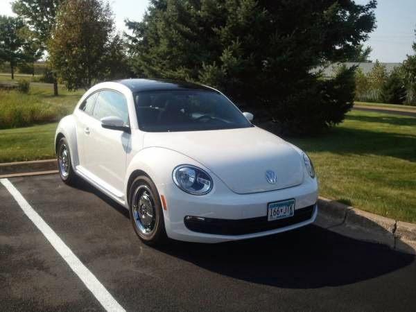 used vw beetle for saleowner: 2012