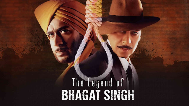 The Legends of Bhagat Singh Movie