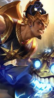 Gatotkaca Iron Steel Heroes Tank of Skins V4