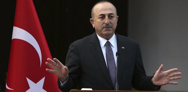 Τσαβούσογλου: Συμφωνία Τουρκίας – ΗΠΑ στη Λιβύη
