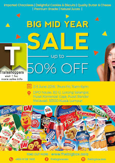 DPO International The BIG Mid Year Warehouse Clearance Sales
