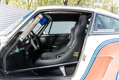 1976 Porsche 934 5 Racing Car Interior 01