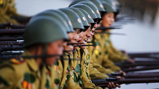 """EE.UU. podría provocar una """"catástrofe militar sin precedentes"""" en la península coreana"""