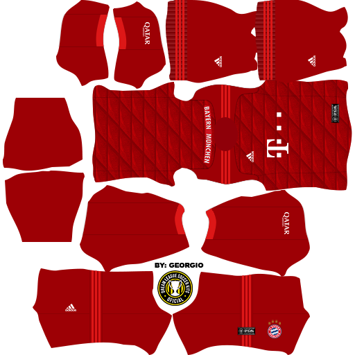 Dream League Soccer Kits Bayern München 19 20 Dls20 By Georgio Ferreira