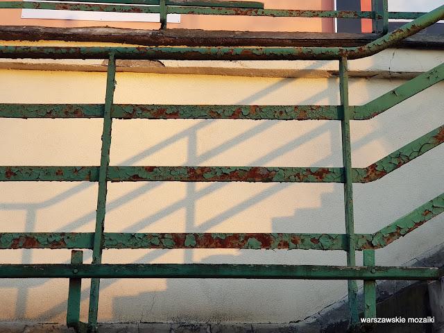 Legia korty tenisowe tenis Myśliwiecka przedwojenny architektura architecture balustrada