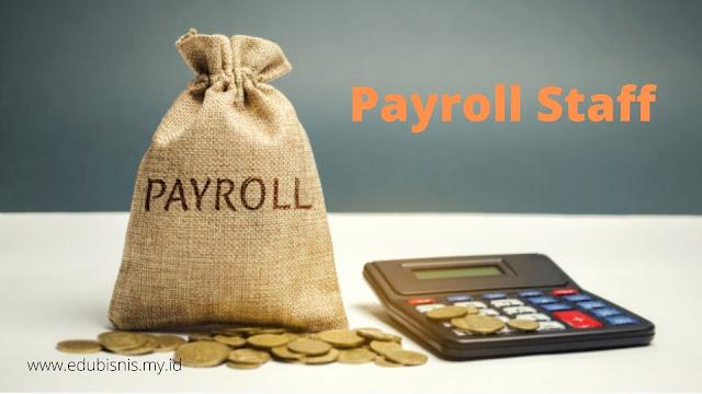 tugas payroll staff