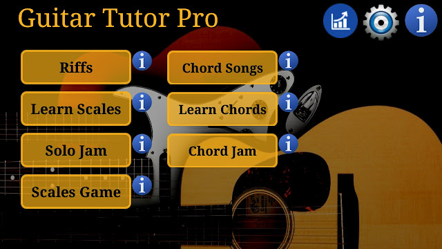 Guitar Tutor Pro Cracked Apk