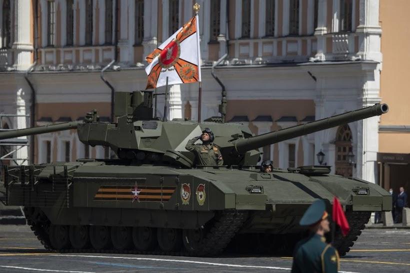 Πόσο κοντά… πόσο μακριά είναι ο πόλεμος μεταξύ Ρωσίας και Ουκρανίας