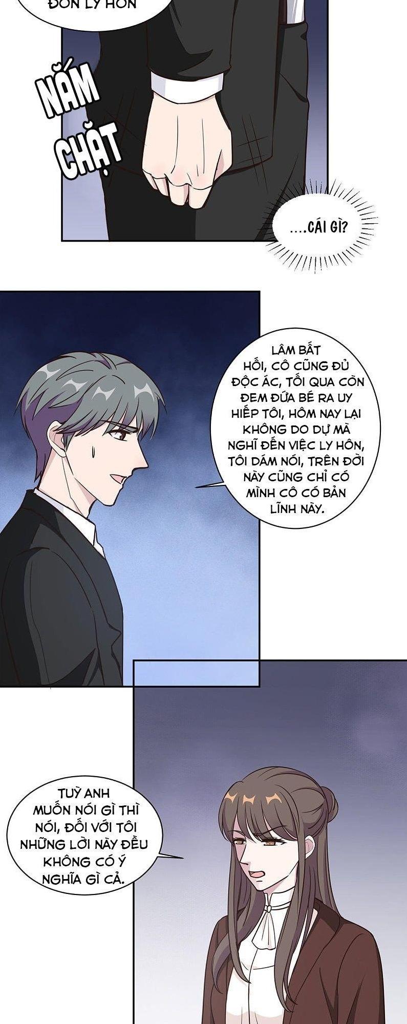 Ẩn Hôn Chí Ái chap 60 - Trang 8