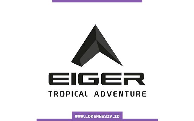 Lowongan Kerja Eiger Bandung Juli 2021